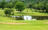 Golf Course — Stockfoto