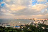 Pattaya-tag — Stockfoto