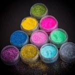 Colorful glitter make up — Stock Photo #31286267