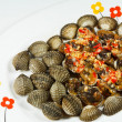 Stock Photo: Spicy Cockle Shellfish