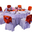 Posh Dining Table — Stock Photo #31286529