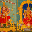 Architecture Of Hindu God — Stock Photo