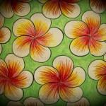 Flower Art Pattern — Stock Photo