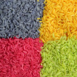 Stock Photo: Multi color Rice