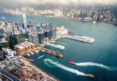 Hong Kong High City — Foto Stock
