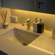 Sink In Bathroom — Stockfoto