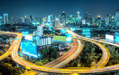 Bangkok High Angle View — Stock Photo