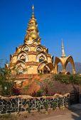 Pagode buddhistischer Tempel — Stockfoto