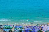 Vacaciones en la playa — Foto de Stock
