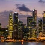 Singapore Skyscraper — Stock Photo #42429153