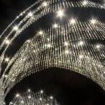 Luxury Chandelier Light — Stock Photo #46152231