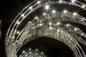 Luxury Chandelier Light — Stock Photo