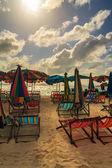 Summer Sunbathe — Stock Photo