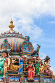 Sri Mariamman Temple — Stock Photo
