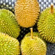 Stock Photo: Federation of Thai durian.