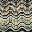 Tile curve background texture — Stock Photo #27310413