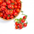 Cherry tomatoes — Stock Photo #19767321