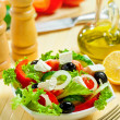 Greek salad — Stock Photo #19834901