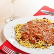 Stock Photo: Italifood, Spaghetti