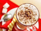 Latte — Stockfoto