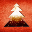 Abstract christmas tree — Stock Photo #14783655