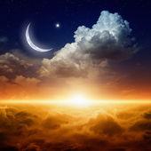 Ramadan background — Stock Photo