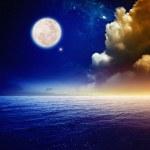 Full moon — Stock Photo #51415329