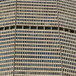 Manhattan windows — Stock Photo