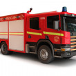 European Firetruck — Stock Photo #14003976
