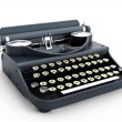 Royalty-Free Stock Photo: Retro vintage typewriter