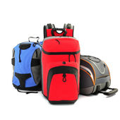 Sport hiking backpacks — Stock Photo