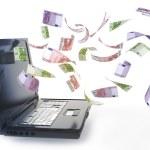 Online Income — Stock Photo