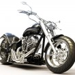 Stock Photo: Custom motorcycle