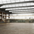 Large Interior  warehouse. — Foto Stock