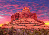 Bell Rock in Sedona, Arizona USA — Stock Photo