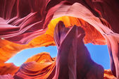 Antelope Canyon, Arizona USA — Stock Photo