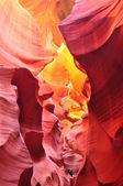 Antelope Canyon, Arizona USA — Stock Photo