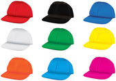 Coloured hat — Stock Photo