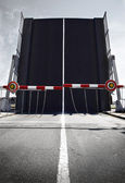 Drawbridge — Stock Photo