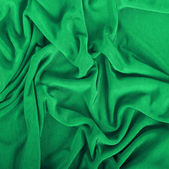 Green cloth — Stock Photo