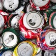 Tin cans — Stock Photo