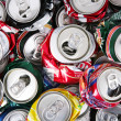 Tin cans - Stock Photo