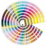 Pantone colors — Stock Photo #26194429