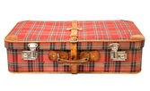 Old suitcase — Stock Photo