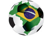 Brasilien — Stockfoto