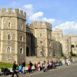 Windsor castle — Stock Photo #12367926