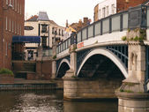 Bridge in Windsor — Stock Photo