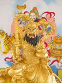 Chinese god — Stock Photo