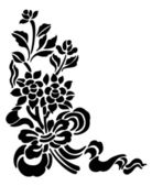 Tattoo of Lotus — Stock Photo