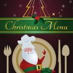 Christmas Menu — Stock Vector #12746178